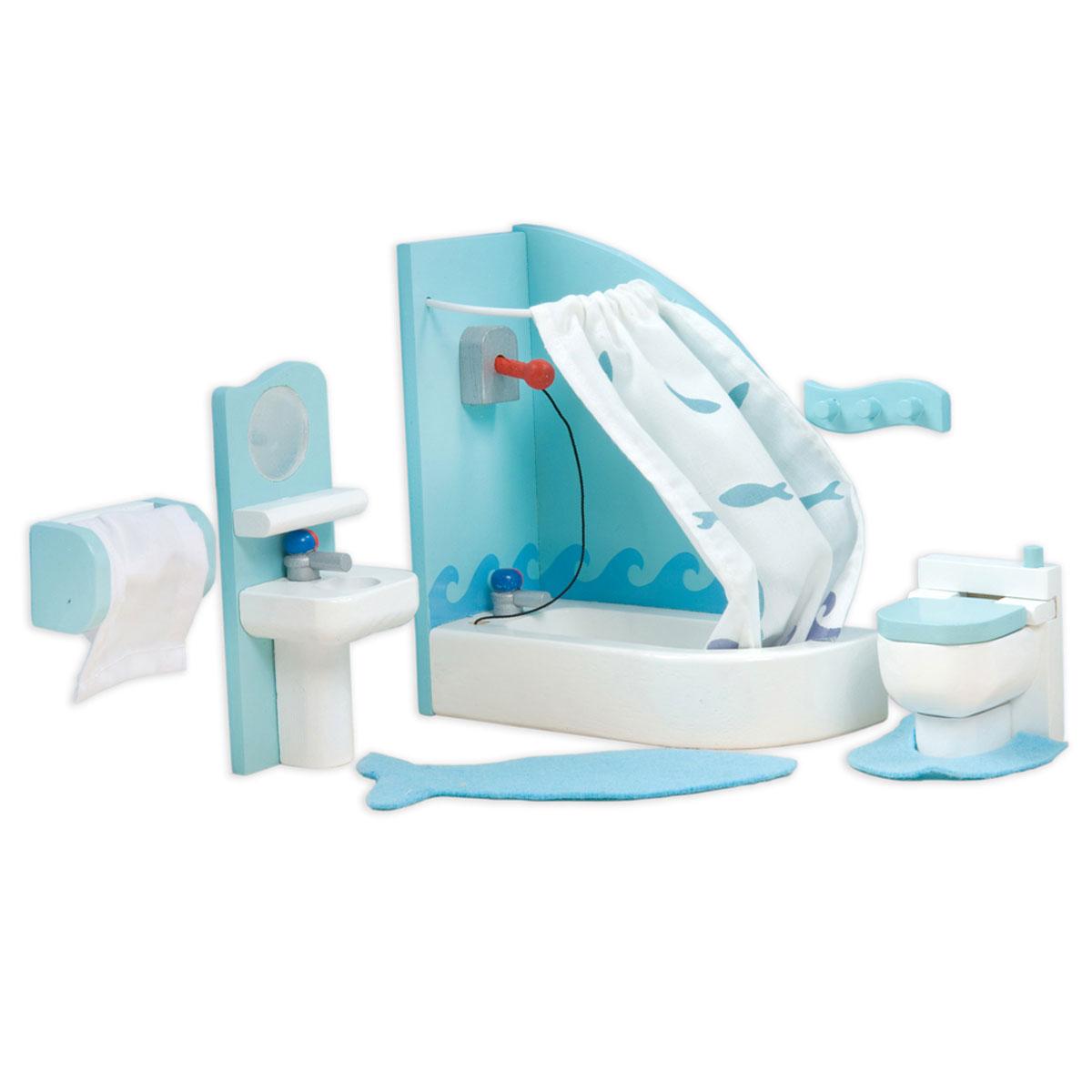 Le toy van sugar plum bathroom me053 pirum for Plum bathroom accessories