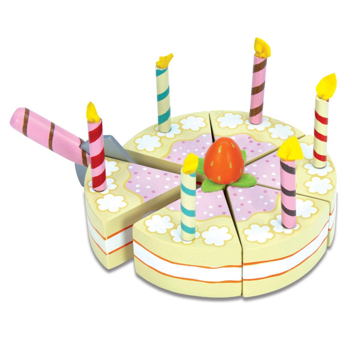 Le toy van g teau d 39 anniversaire la vanille tv273 pirum for Toy van cuisine