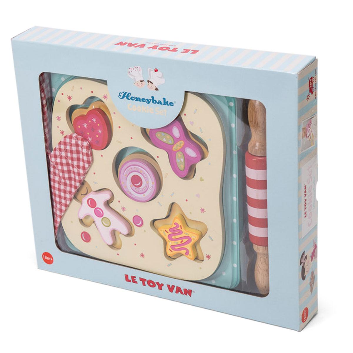 le toy van plätzchen set | kinderküchenzubehör bei pirum