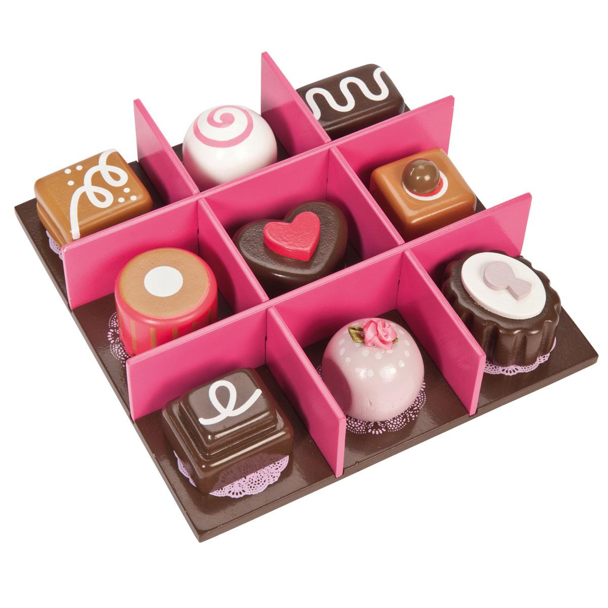 Vibrator And Chocolate Gift Box