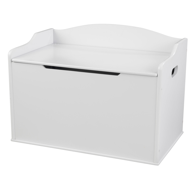 Kidkraft Baúl para juguetes Austin - blanco 14951
