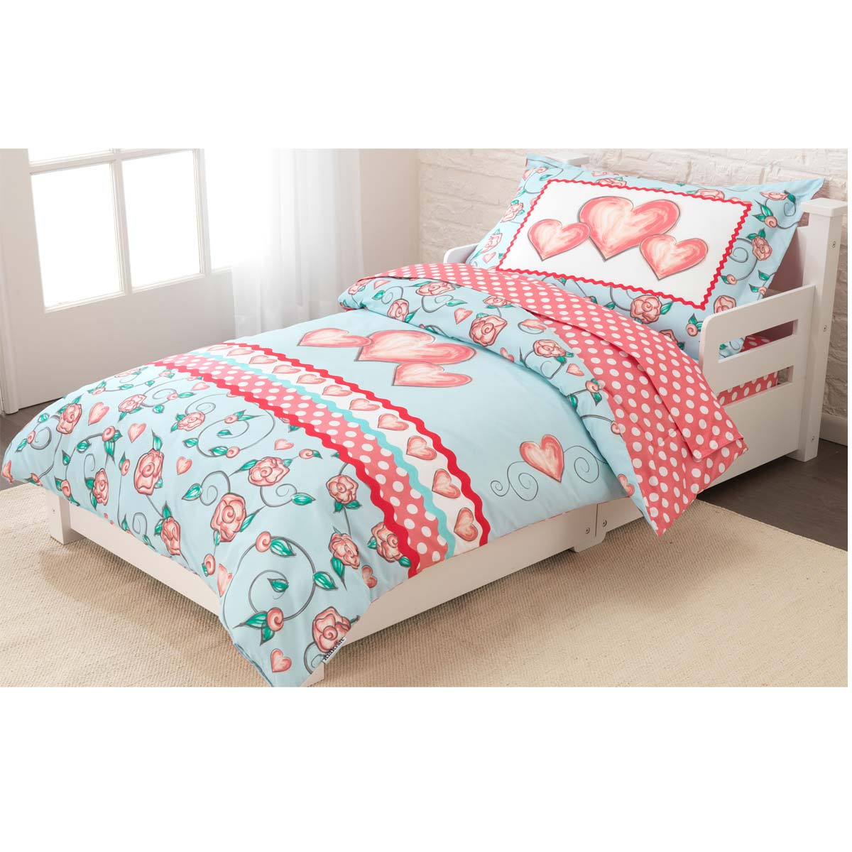 Kidkraft 77004 biancheria lenzuolo da letto per bambine - Biancheria per letto ...