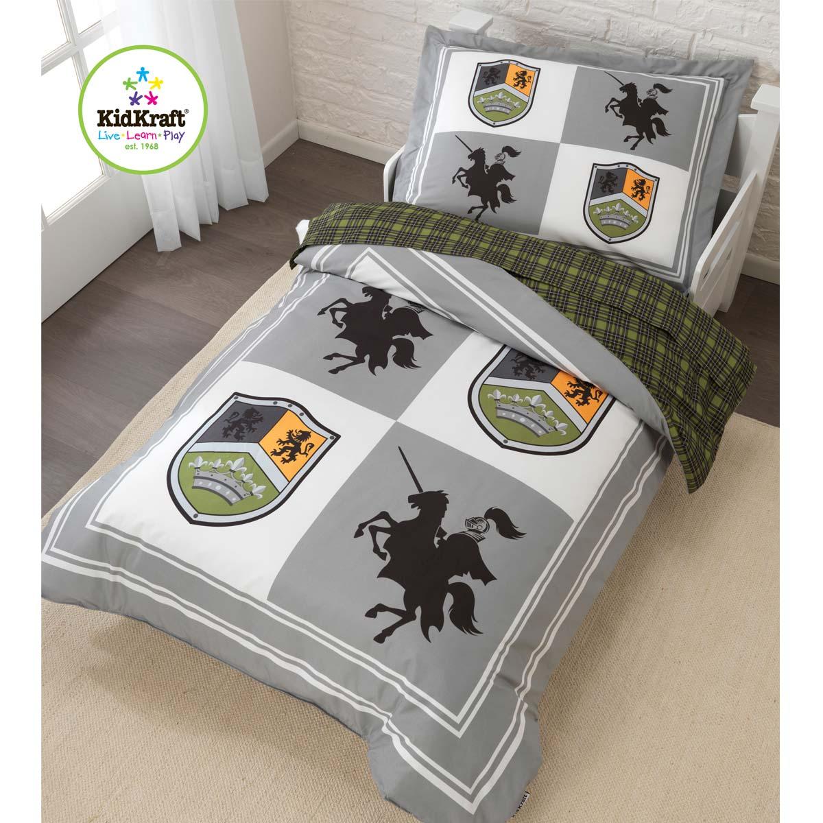 Kidkraft 77007 biancheria da letto per bambini castello pirum - Biancheria da letto bambini ...