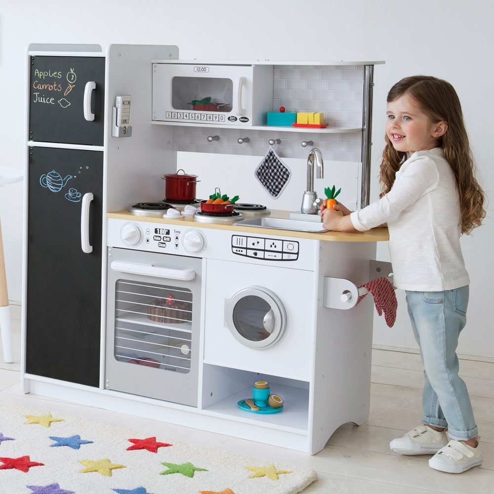 Kids Play Kitchen Appliances