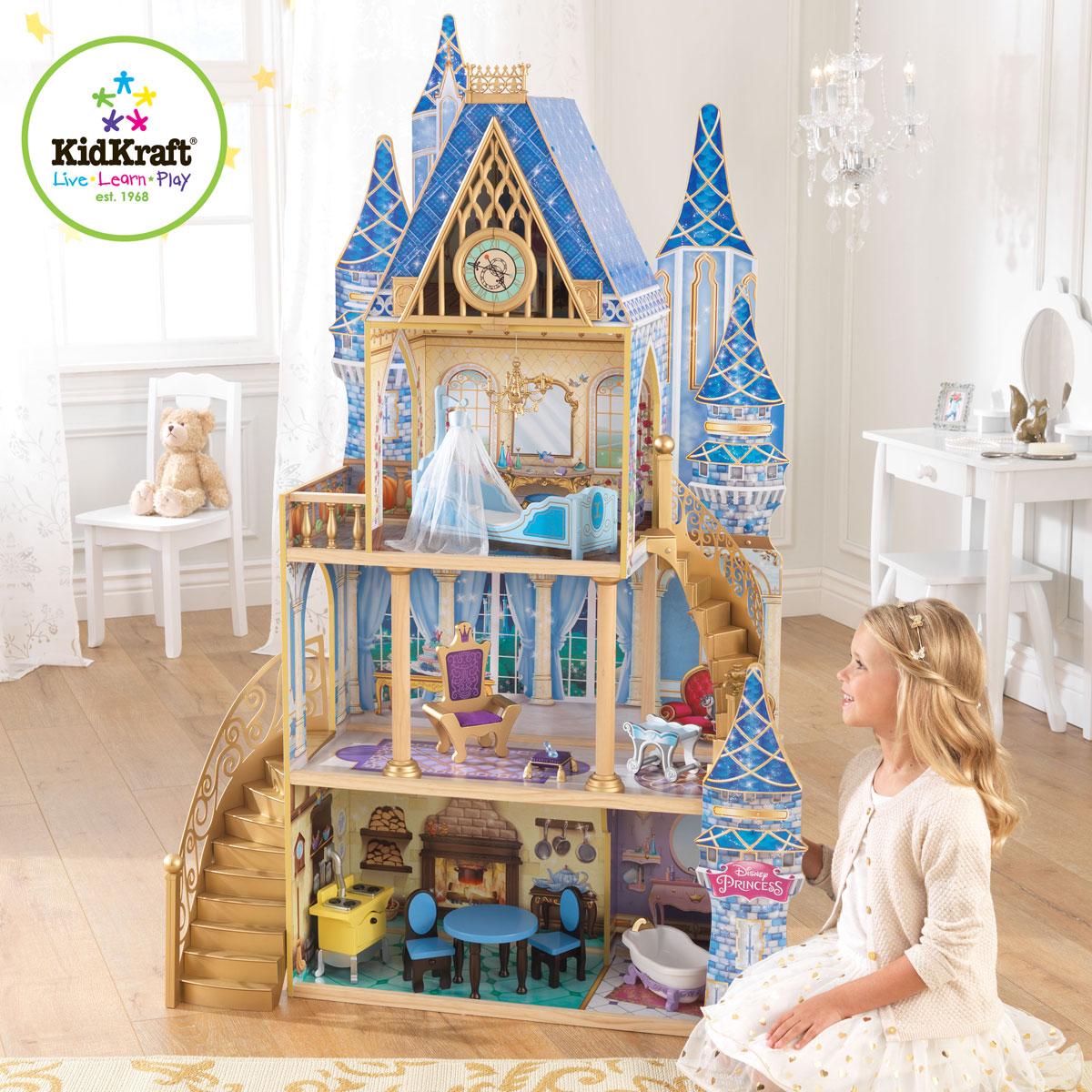 Disney Princess Cinderella Royal Dream Dollhouse 006254