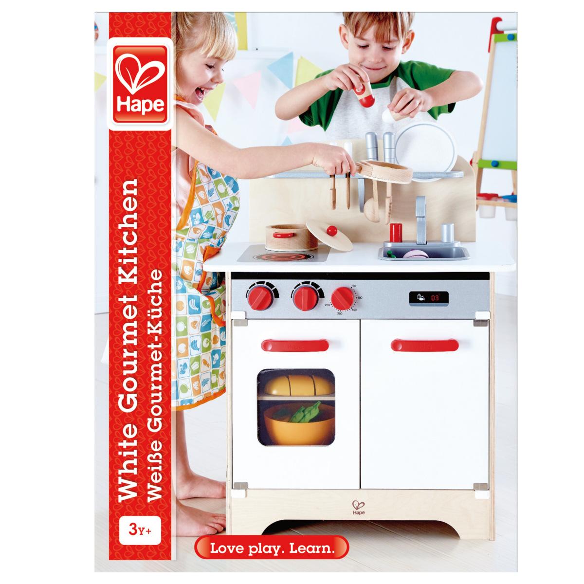 Hape Gourmet Kitchen White E3152