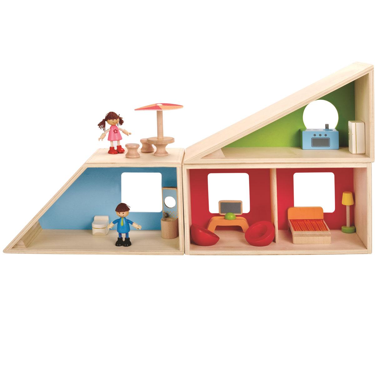 spesso Casa delle Bambole Moderna - E3404 CX83