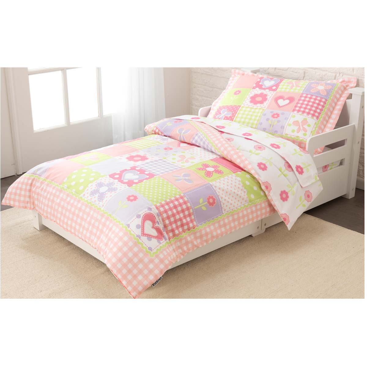Kidkraft 77008 biancheria da letto per bambini - Letto da bambino ...