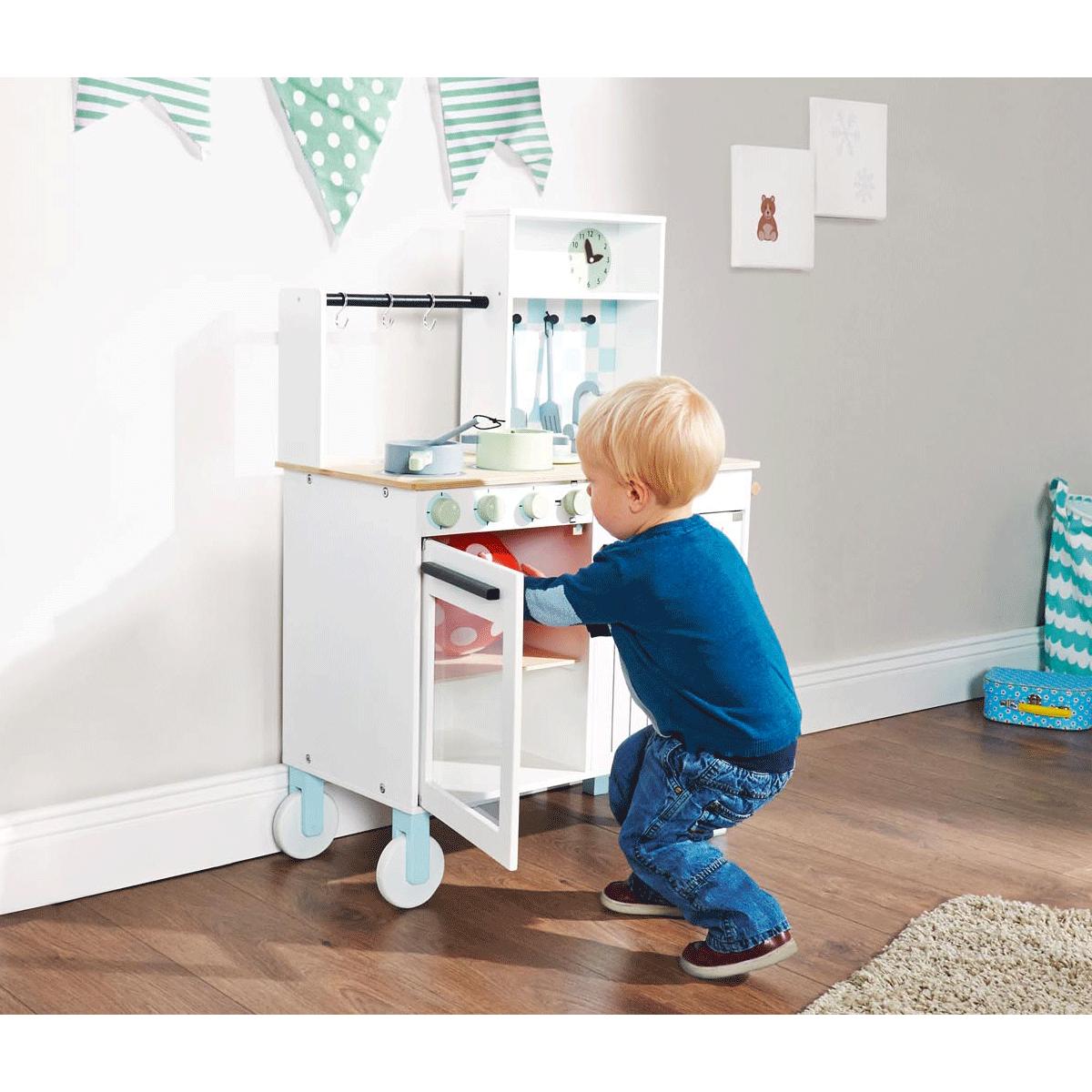 pinolino kinderk che alfons aus holz 229474 pirum. Black Bedroom Furniture Sets. Home Design Ideas