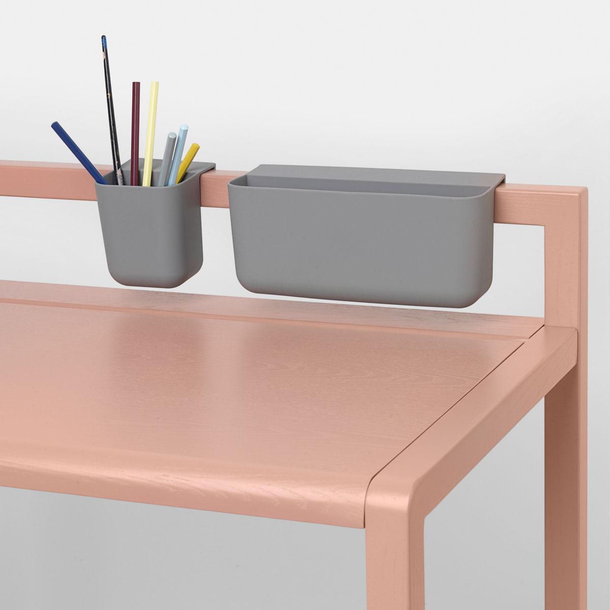 Fermliving Little Architect Schreibtisch Rose Aus Holz 3271