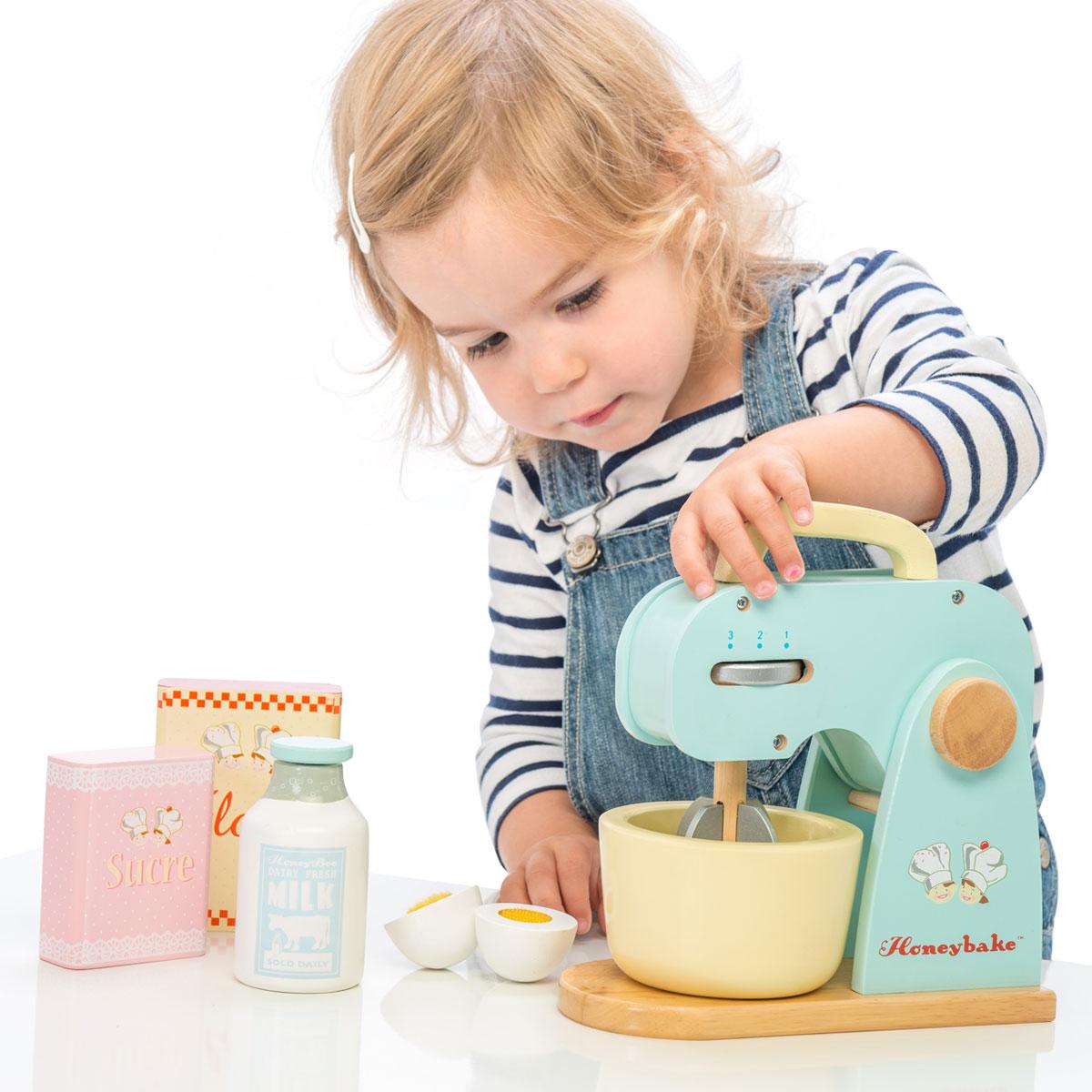 Le toy van mixer tv285 pirum for Toy van cuisine