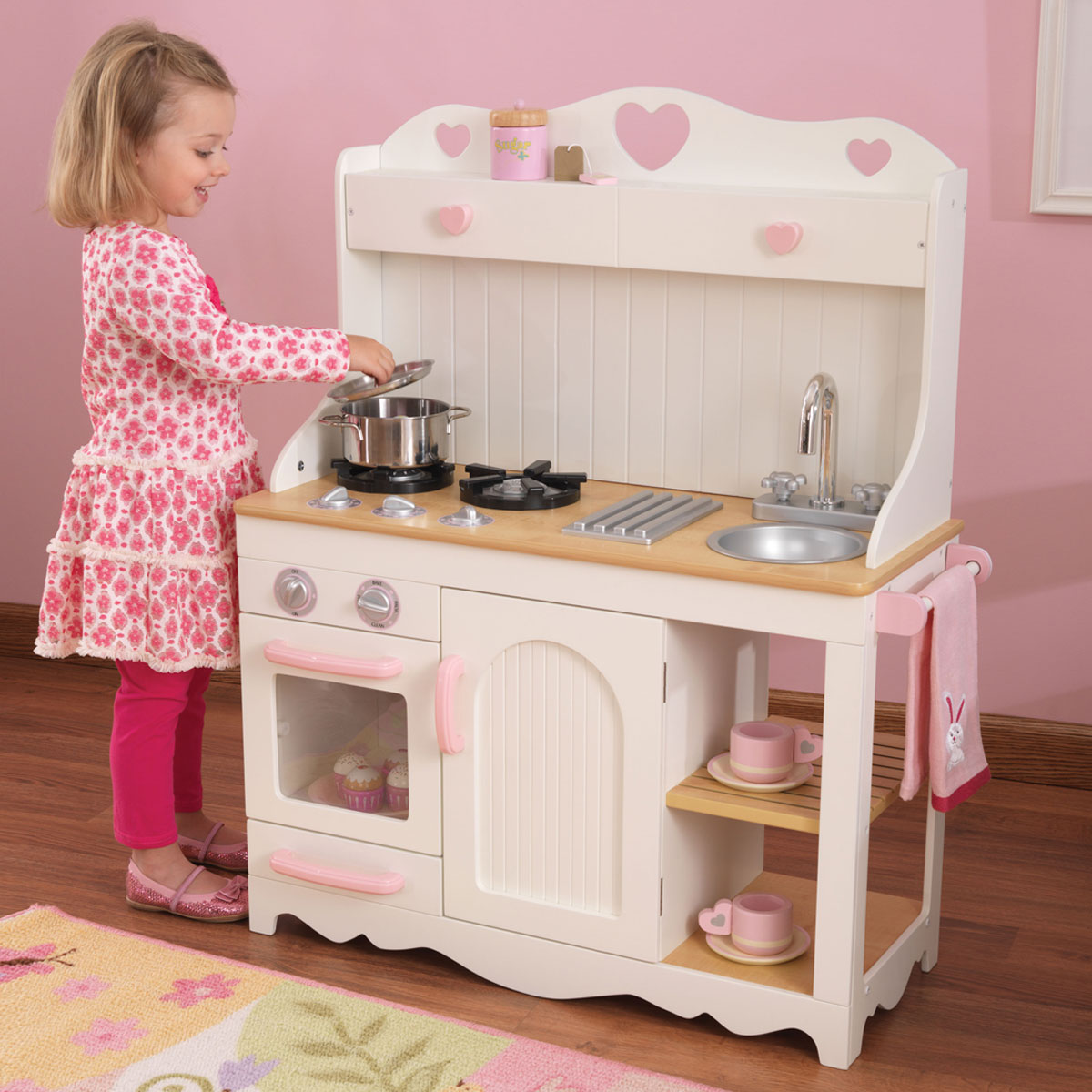 Fisher Price Kids Play Kitchen
