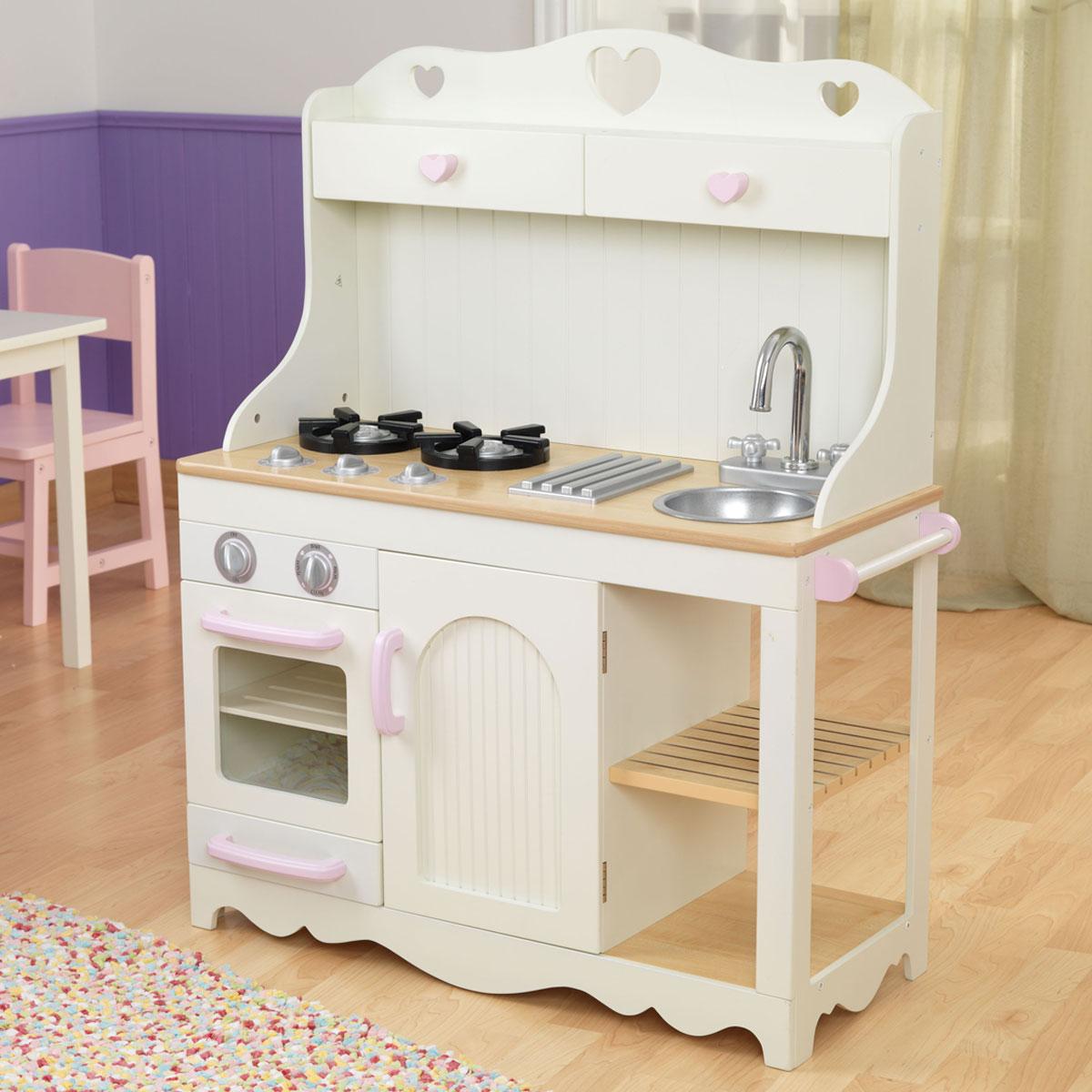 KidKraft Kinderküche Prärie aus Holz 53151
