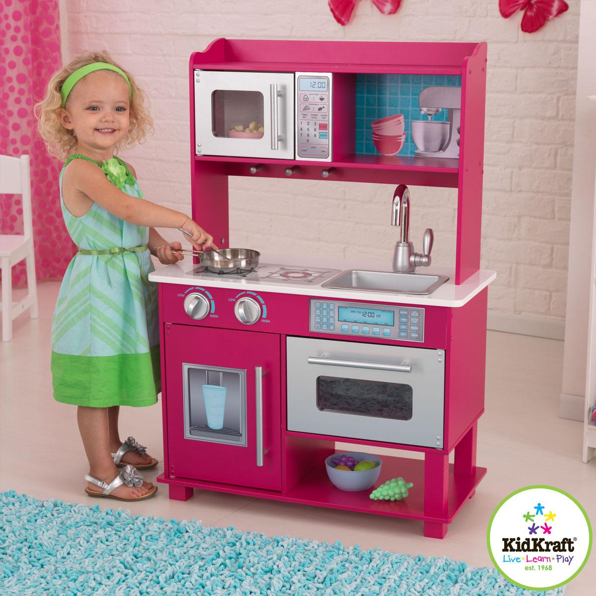 Kidkraft Gracie Toddler Kitchen 53277