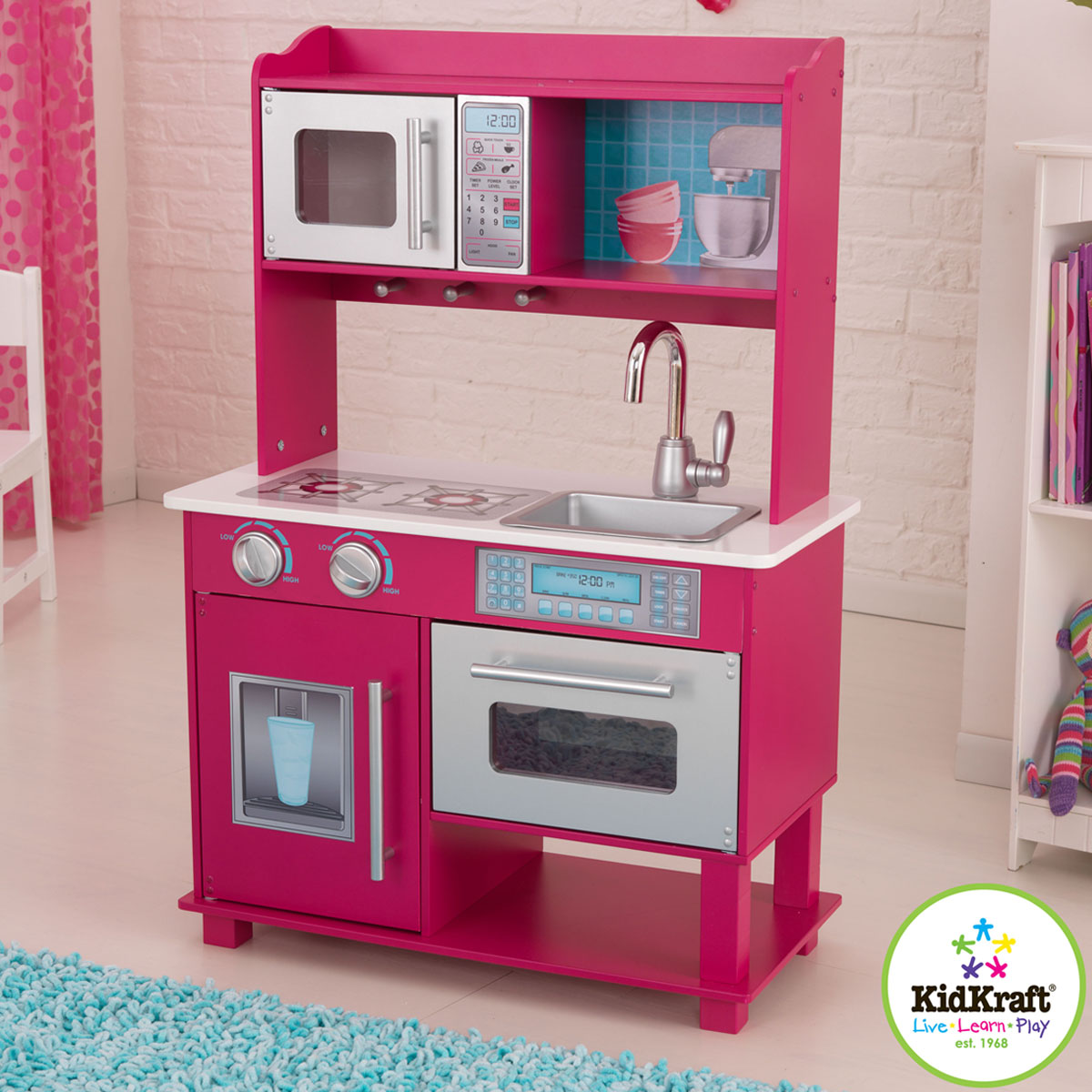 Kidkraft Gracie Toddler Kitchen 53277