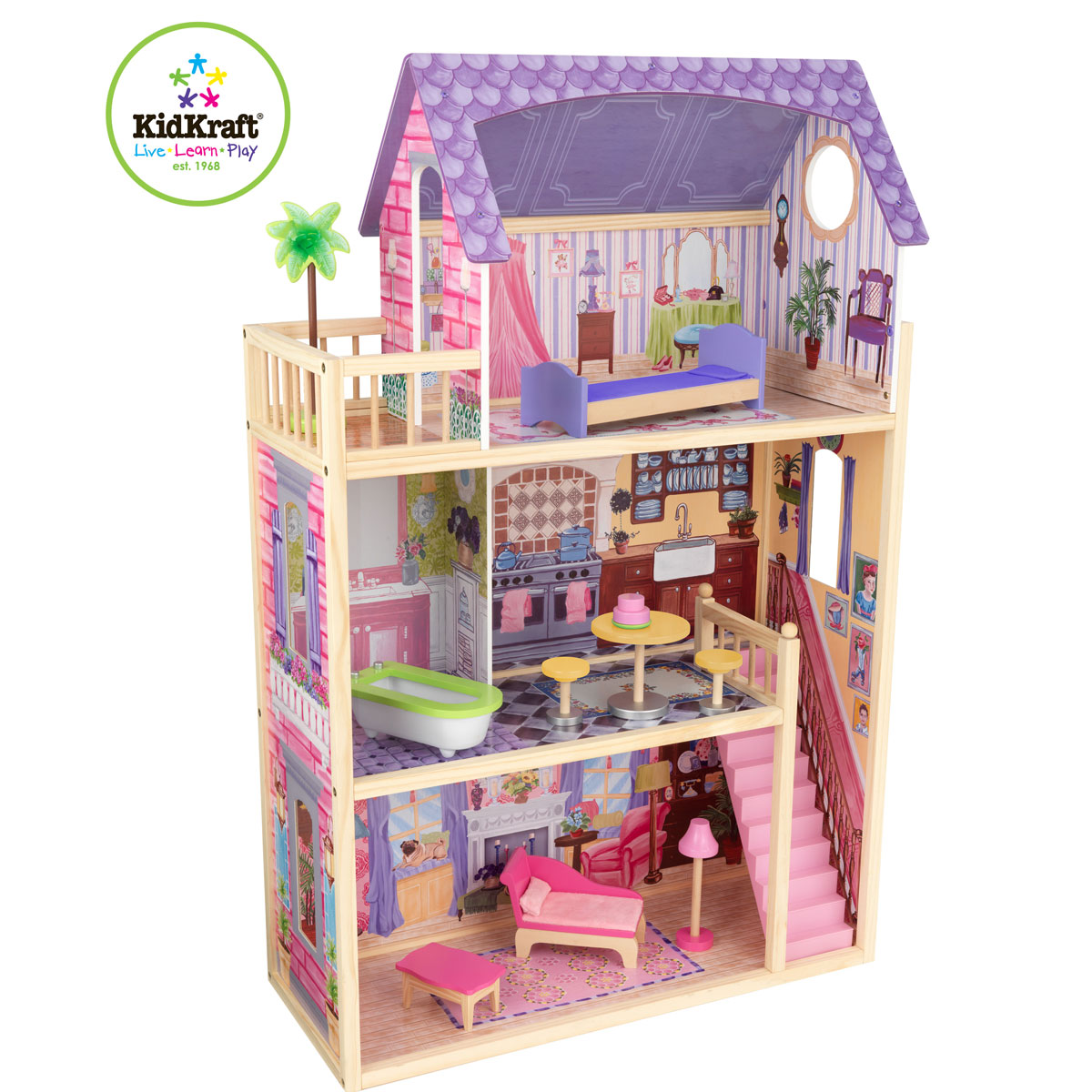 Barbie House Decoration