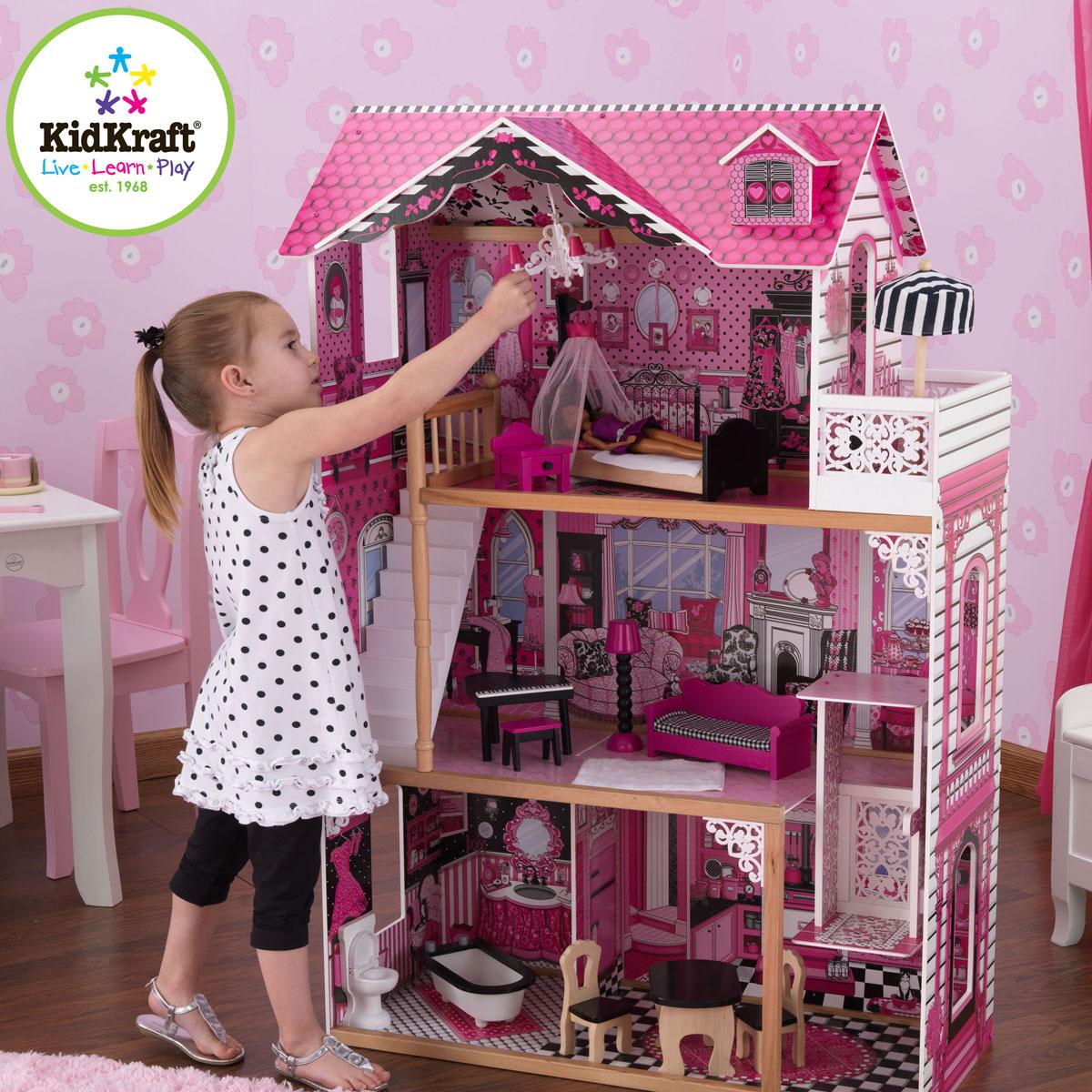 Kidkraft 65093 amelia casa delle bambole - Papel pintado carrefour ...
