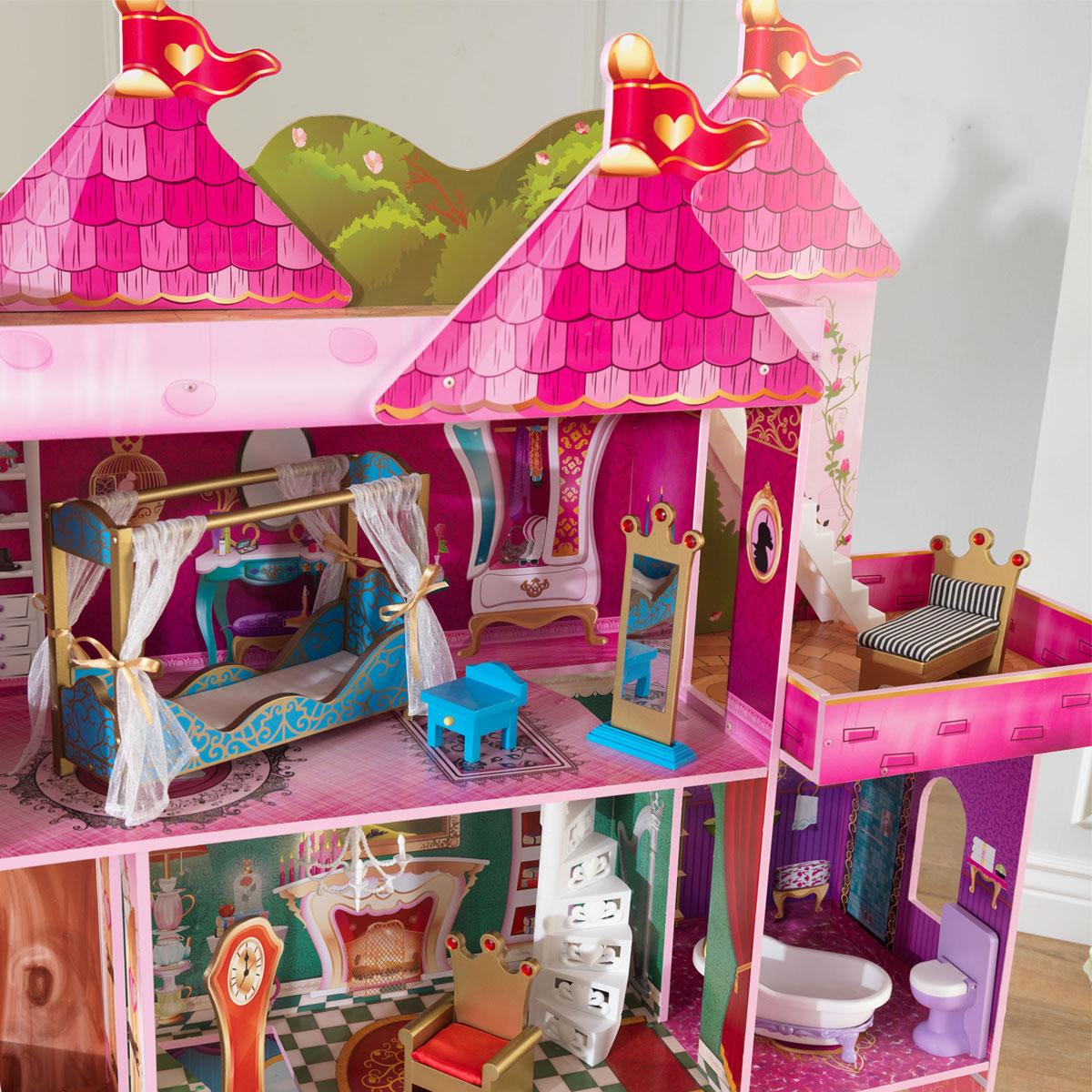 Kidkraft Storybook Mansion 65878 Pirum Wooden Toys