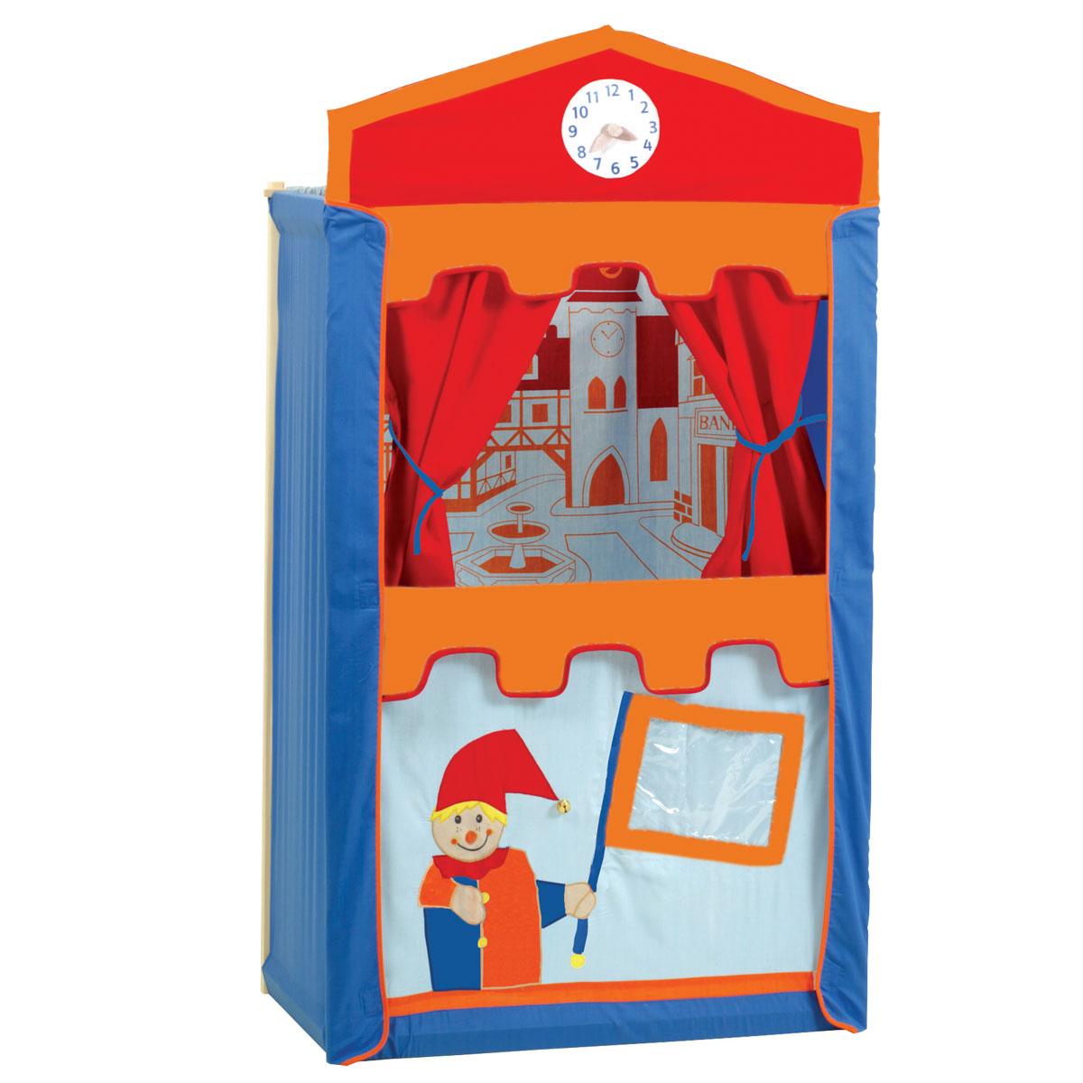 Kasperletheater Fingerspiel