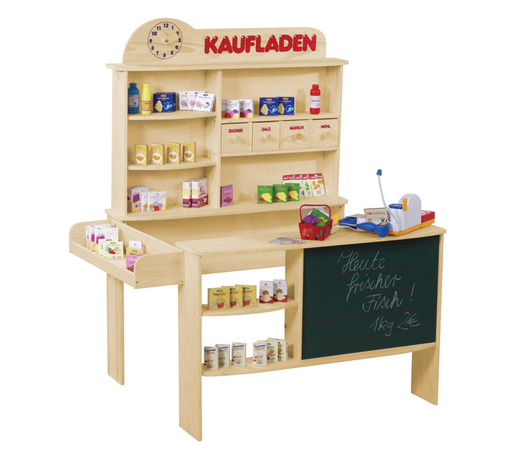 roba kaufladen 9892 f r kinder kinderkaufladen kaufen mit. Black Bedroom Furniture Sets. Home Design Ideas