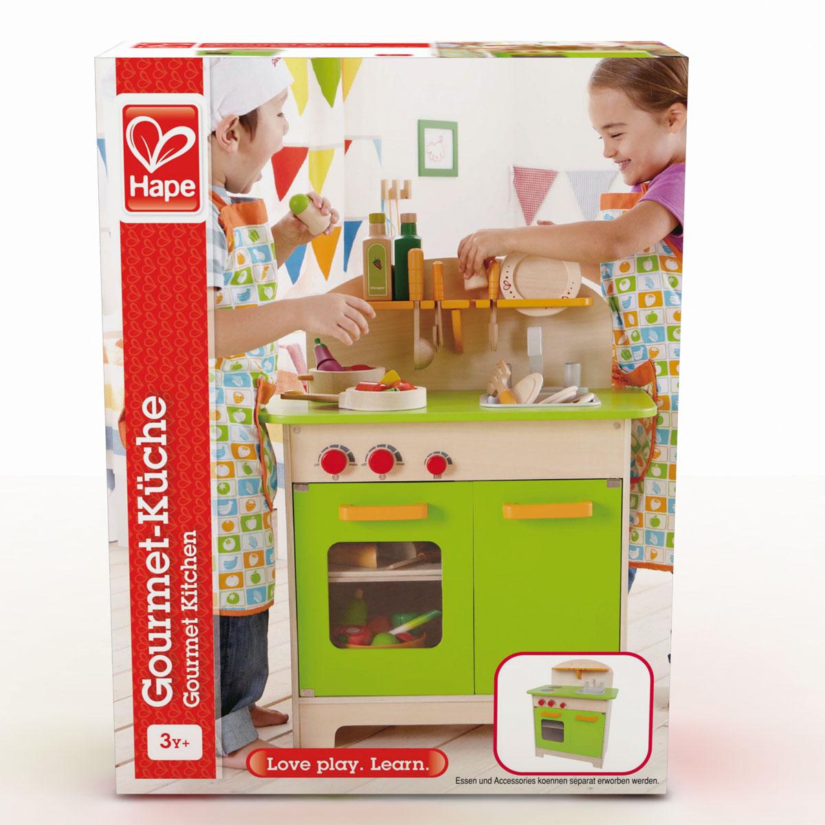 Hape cuisine gastronomique vert e3101 for Stage de cuisine gastronomique