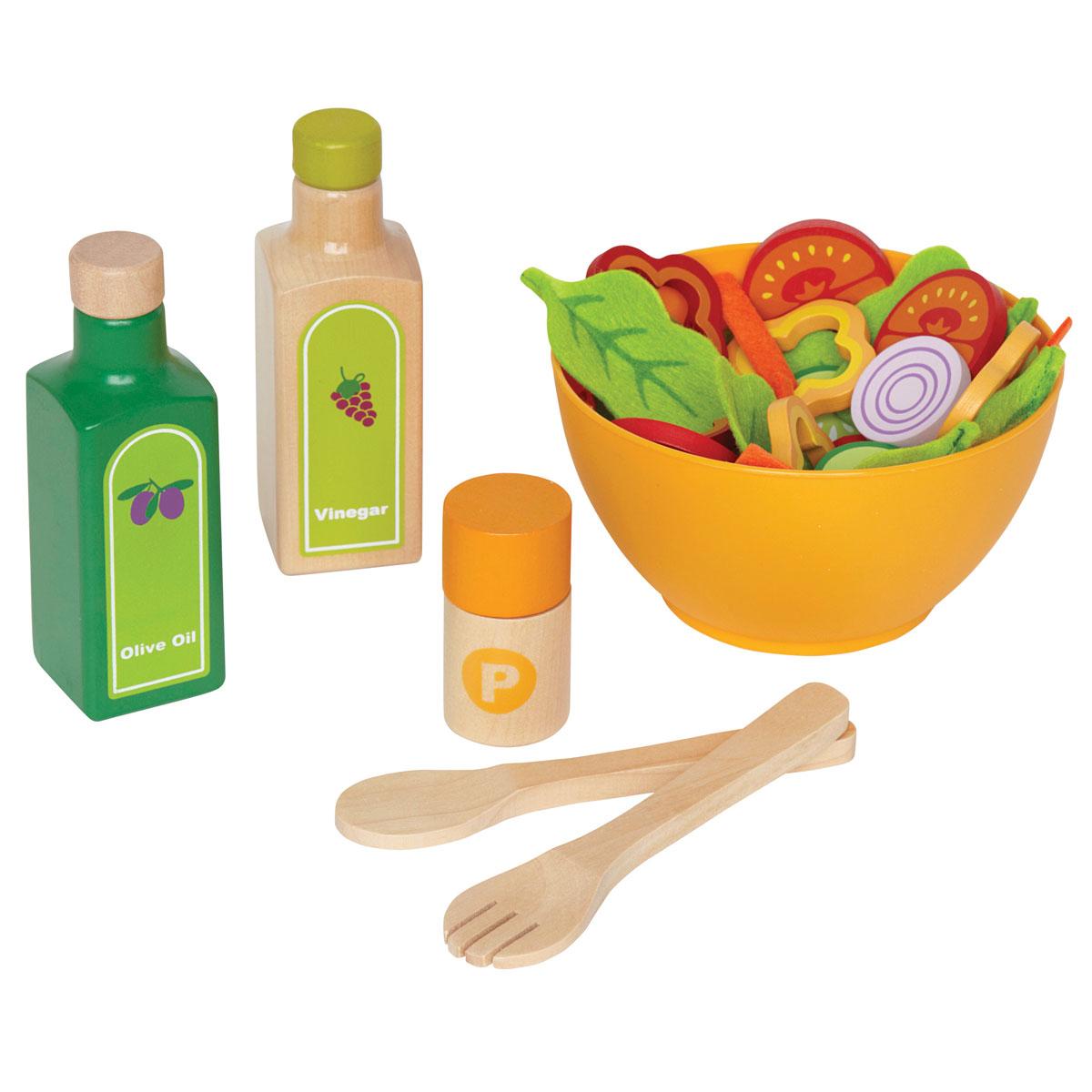 Hape gesunder gourmet salat e3116 fur kinderkuche und for Hape kinderküche