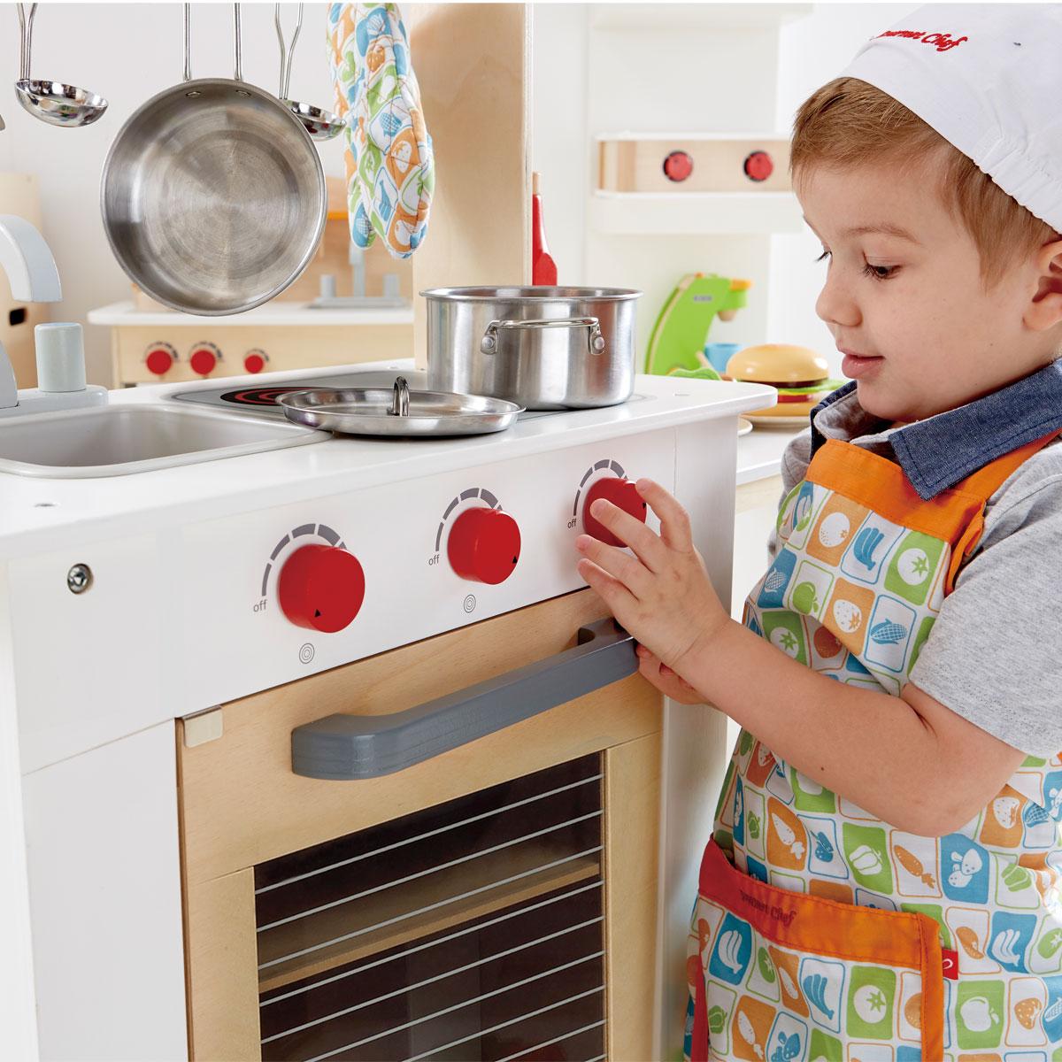 Hape E3126 Cucina Cuoci E Servi
