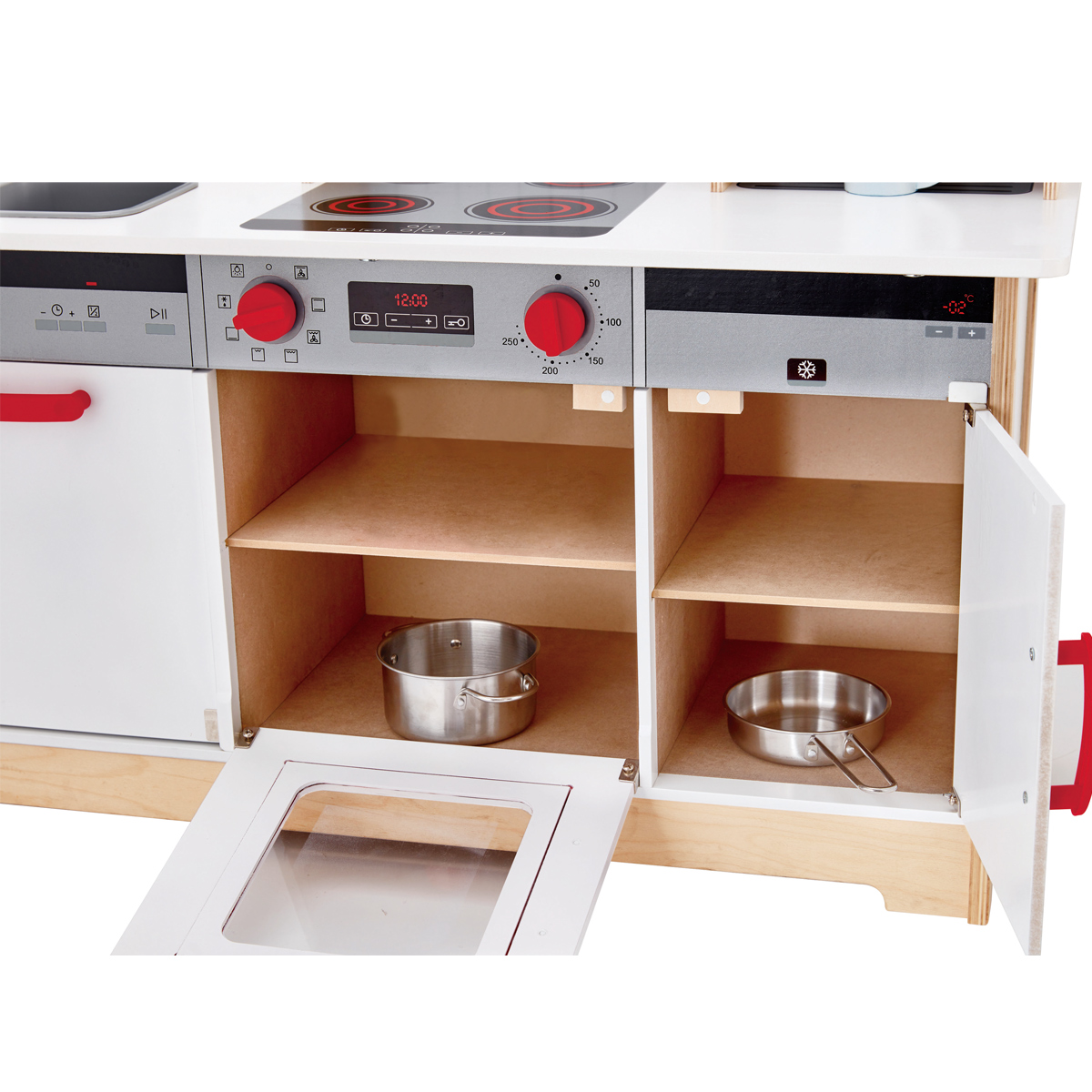All In One Kitchen: Hape All-in-1 Kitchen
