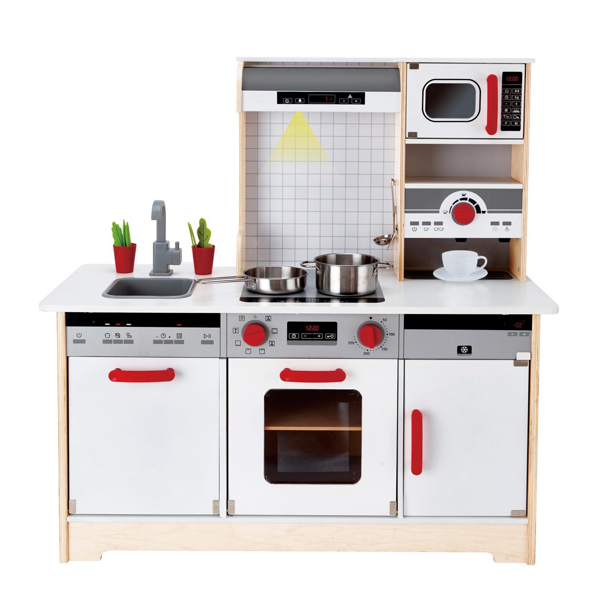 Hape All In 1 Kitchen E3145 Pirum