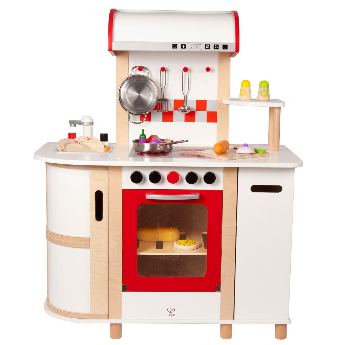 Hape cocina multifunci n e8018 - Cocina de juguete ...