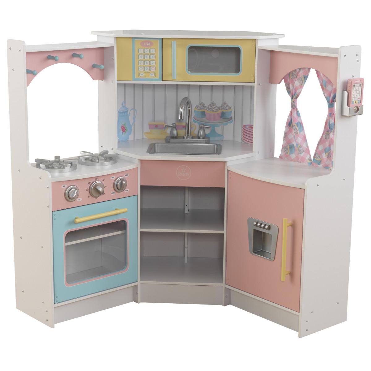 Kidkraft Luksusowa Kuchnia Narozna Dla Dzieci 53368 Pirum