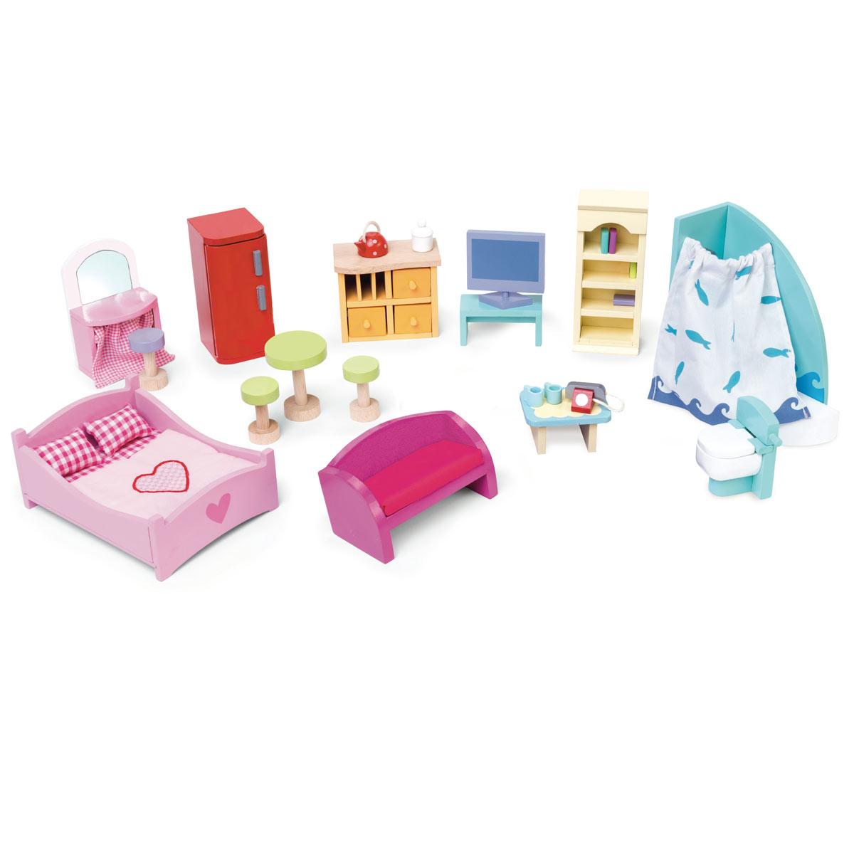 fe08b7633bf Le Toy Van Deluxe Starter meubelset - ME039 - Pirum