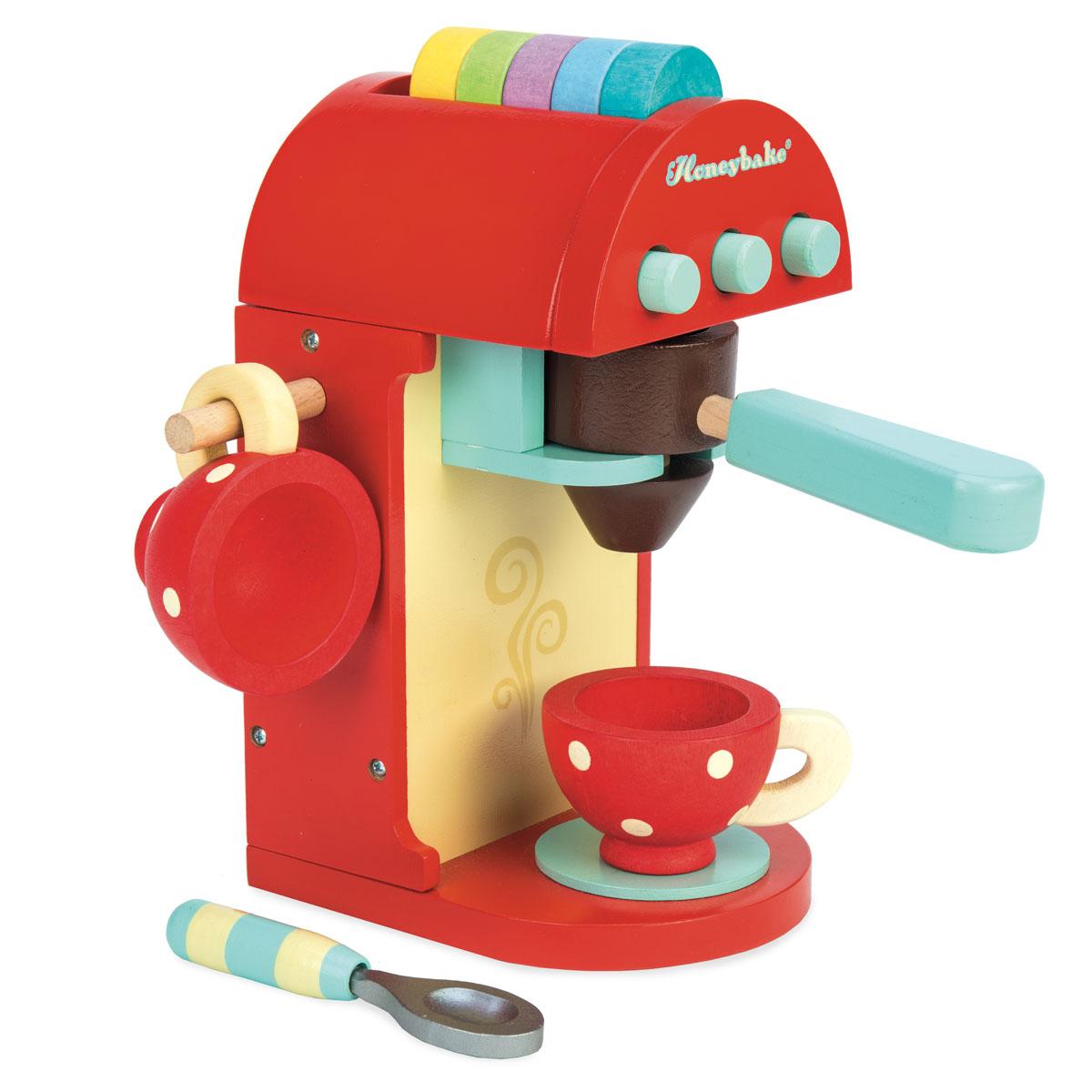 le toy van caf machine tv299 pirum. Black Bedroom Furniture Sets. Home Design Ideas