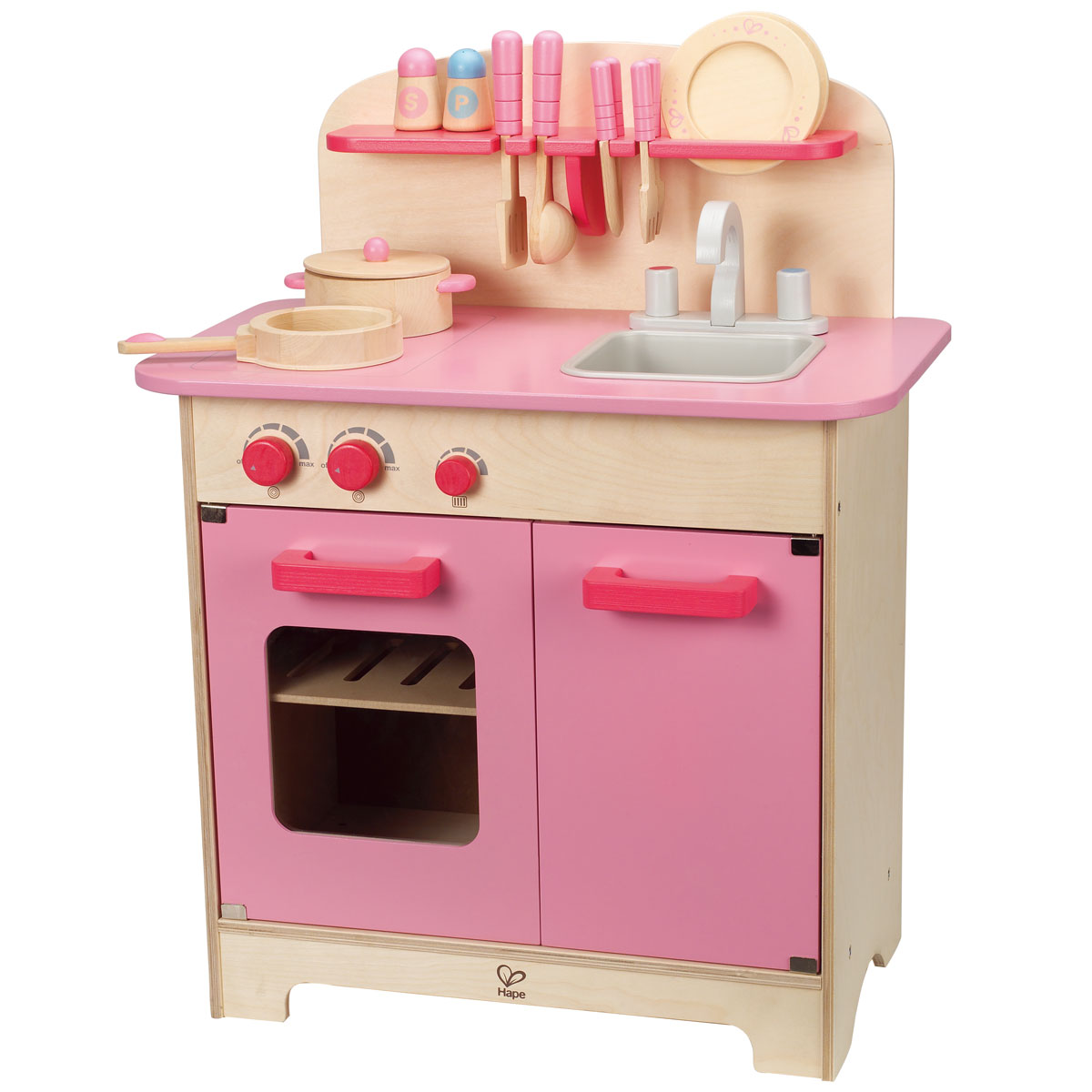 Garage En Bois Hape : Hape Gourmet Kitchen