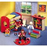 Selecta Puppenhausmöbel Ronda Kinderzimmer