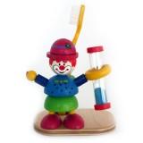 Hess Zahnputzuhr Clown