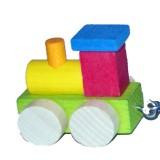 Hess Geburtstagszug Lokomotive