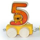 Hess Geburtstagszug Zahl 5