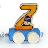 Hess Geburtstagszug Buchstabe Z