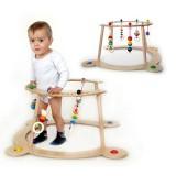 Hess Babyspiel und Lauflerngerät Henry