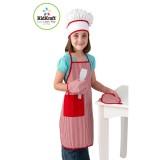 KidKraft Chefkochzubehör Rot