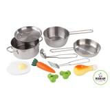 Kidkraft Juego de utensilios de cocina de lujo - 63186