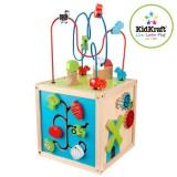 KidKraft Bead Maze Cube 63243
