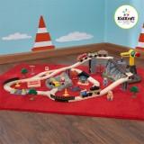 KidKraft Circuit de train Bucket Top Construction 17805