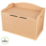 KidKraft Natural Austin Toy Box 14953