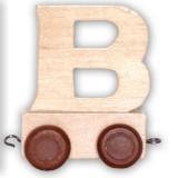 Train - Letter B