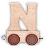 Treno - Lettera N