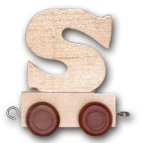 Treno - Lettera S