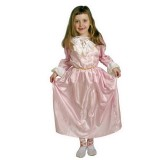 Costume da principessa, rosa