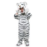 Kostüm weißer Tiger